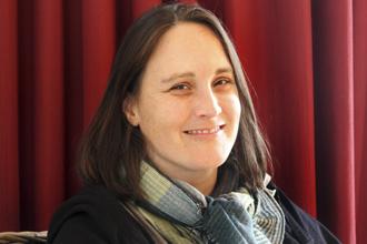 Pam Frost portrait